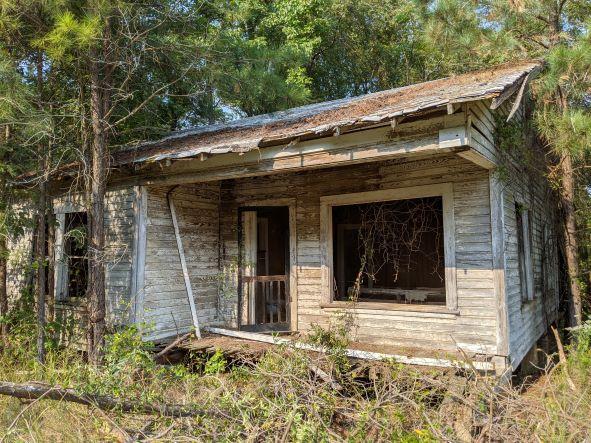 Liberty Hill Rosenwald - Teachers Home_Claiborne Parish_01